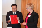 Contacts between Businessmen from Panevėžys and China has been started