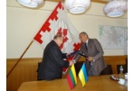 Panevėžys signed the Letter of Cooperation Intent with the City of Vinica