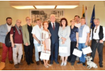 The Authorities of the City met the Members of International Festival