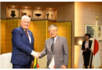 Panevėžys starts cooperation with the City of Toyohashi in Japan