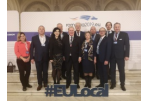 Aleksas Varna took part at the VIIIth European Congress of Cities and Regions